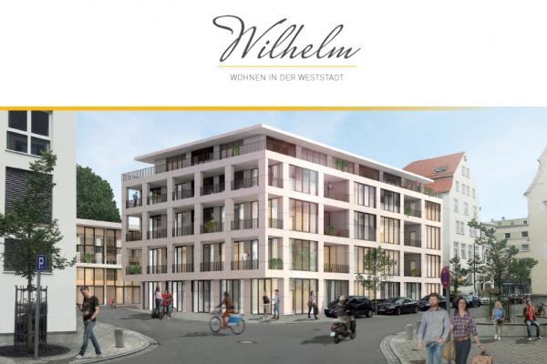 Bauprojekt Wilhelm - Sanierung